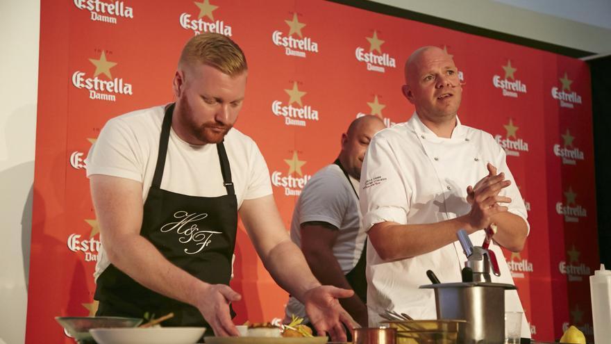 El Estrella Damm Gastronomy aterriza en Lisboa.