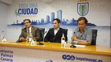 """Javier Doreste cree que Podemos daría """"ejemplo"""" si expulsara a Juan Manuel Brito"""
