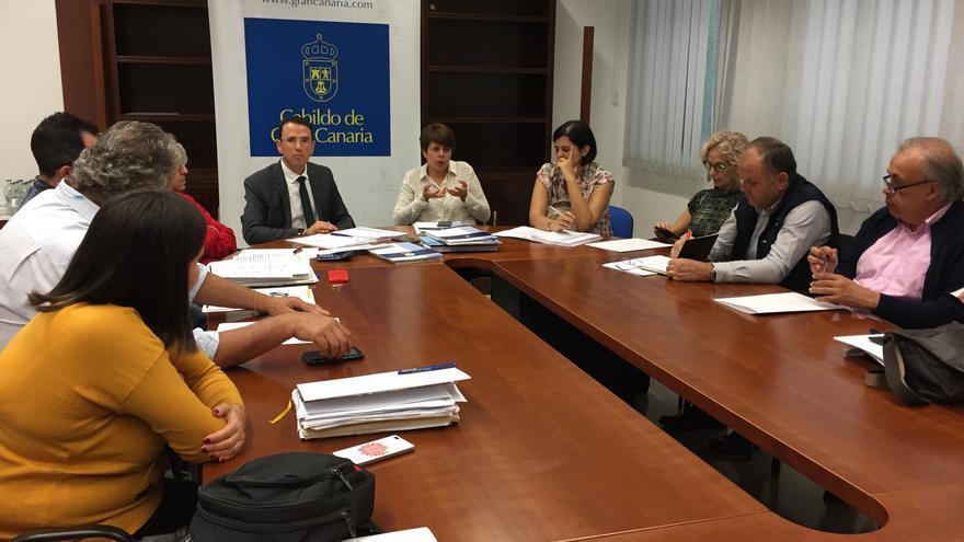 Consejo Ejecutivo del Consorcio de Viviendas de Gran Canaria