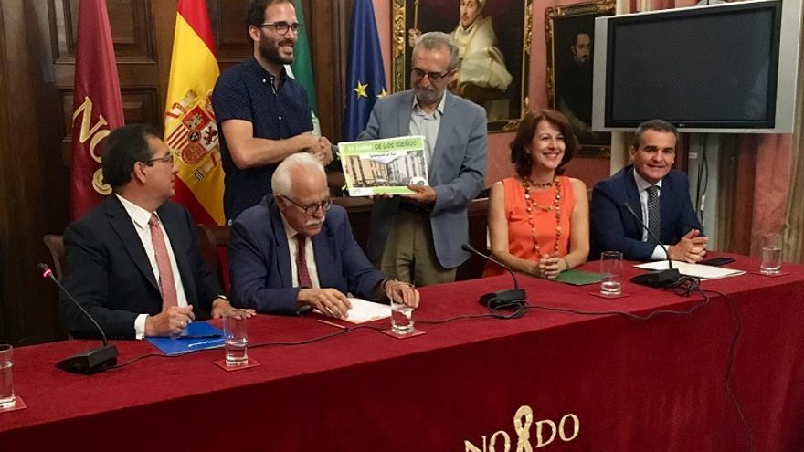 Ayuntamiento de Sevilla y Polígono Sur potencian el trabajo con familias de zonas de mayor exclusión