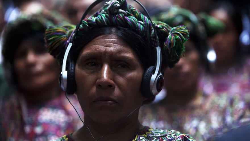 Víctimas de la guerra en Guatemala premiadas en la UE piden firmeza ante la impunidad