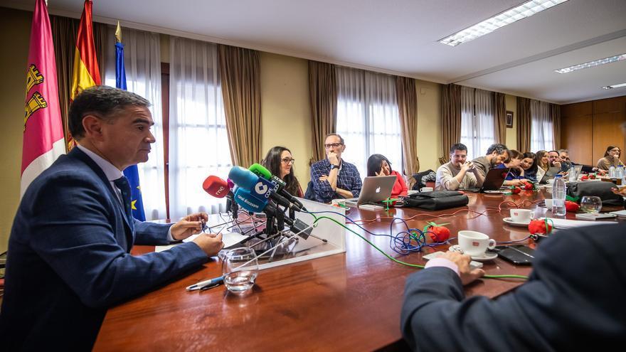 Manuel González Ramos FOTO: Delegación del Gobierno Castilla-La Mancha
