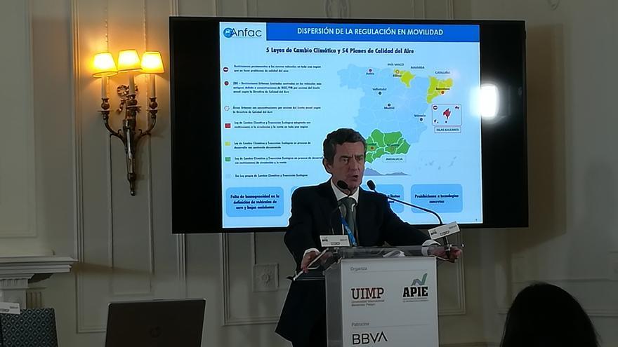 El vicepresidente ejecutivo de Anfac, Mario Armero.