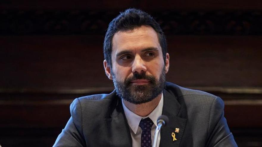 """Torrent: Impedir a Sànchez ir al pleno """"chocaría con legalidad internacional"""""""