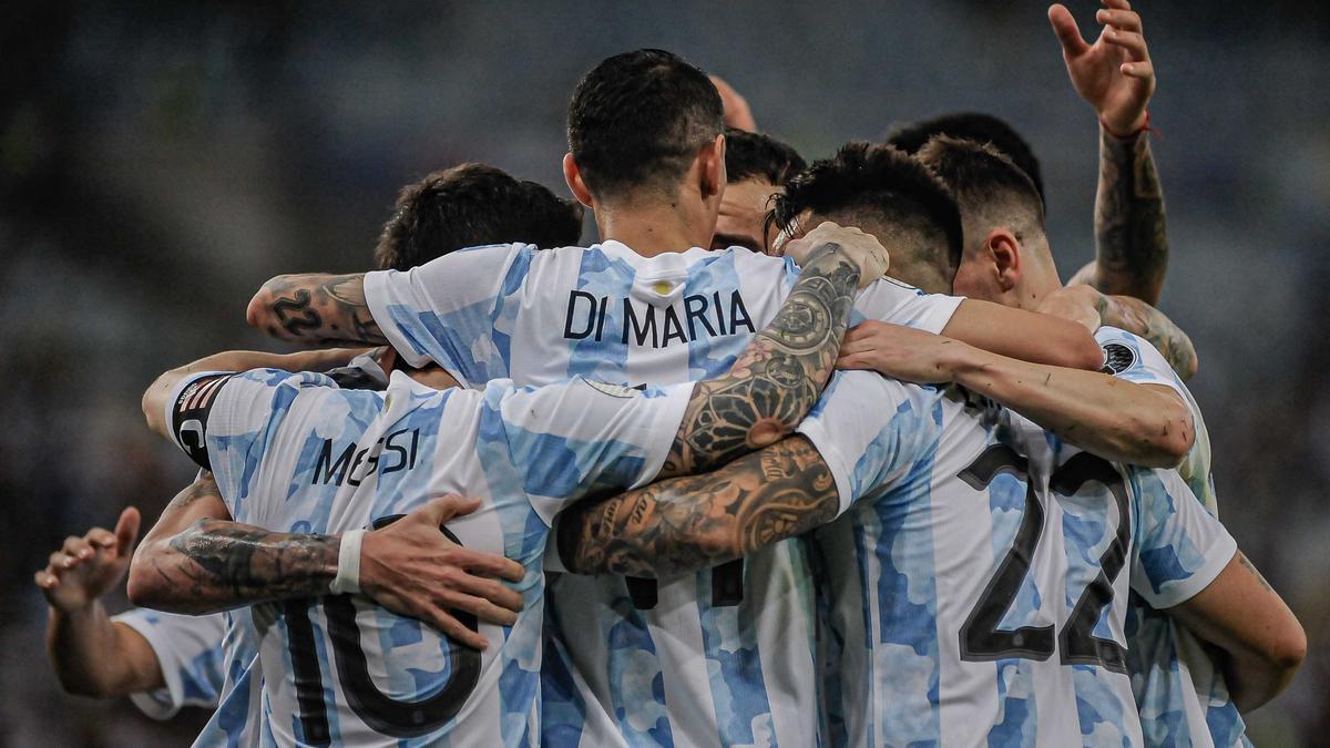 La Selección Argentina logró una cómoda victoria y afirma su andar en las Eliminatorias
