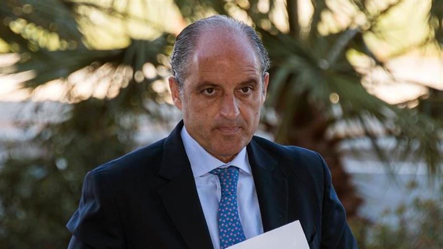 Camps insiste en que Gallardón le pidió que renunciara a los Juegos Europeos