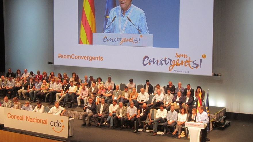 CDC crea un nuevo partido para volver a ser piedra angular de la política catalana