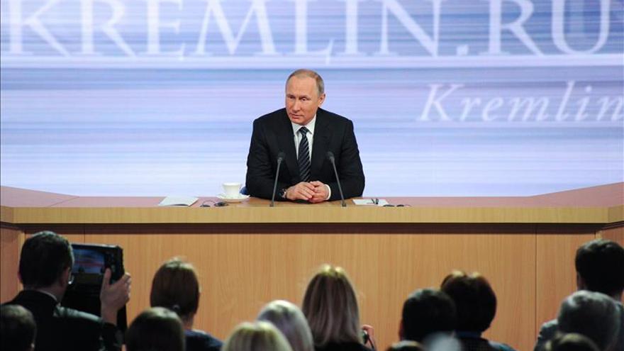 Putin advierte a Turquia de las consecuencias de  violar el espacio aéreo sirio