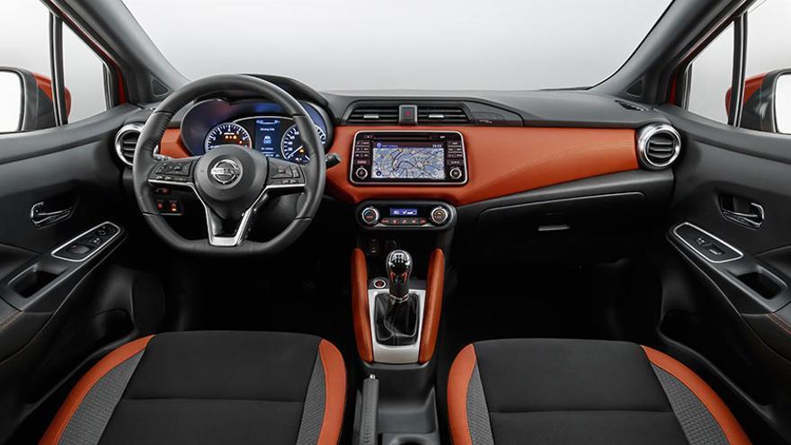 Nissan Intelligent Get & Go Micra, servicio estrenado en la nueva generación del utilitario japonés.