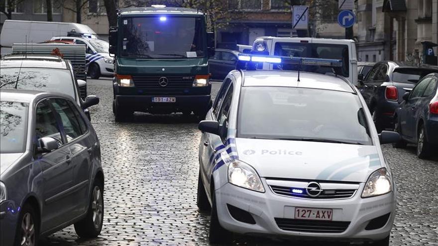 Tres nuevos registros en Bruselas en relación con los atentados de París