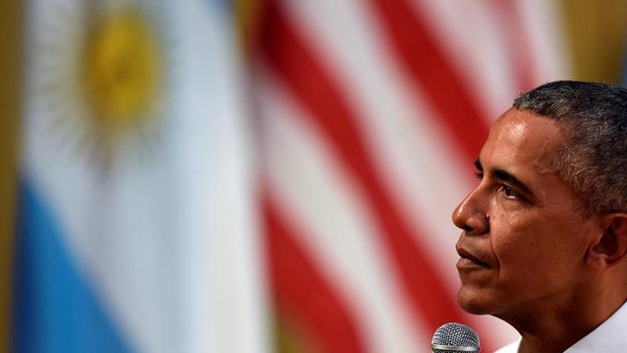 Obama evita definirse sobre el papel de Estados Unidos en la dictadura argentina