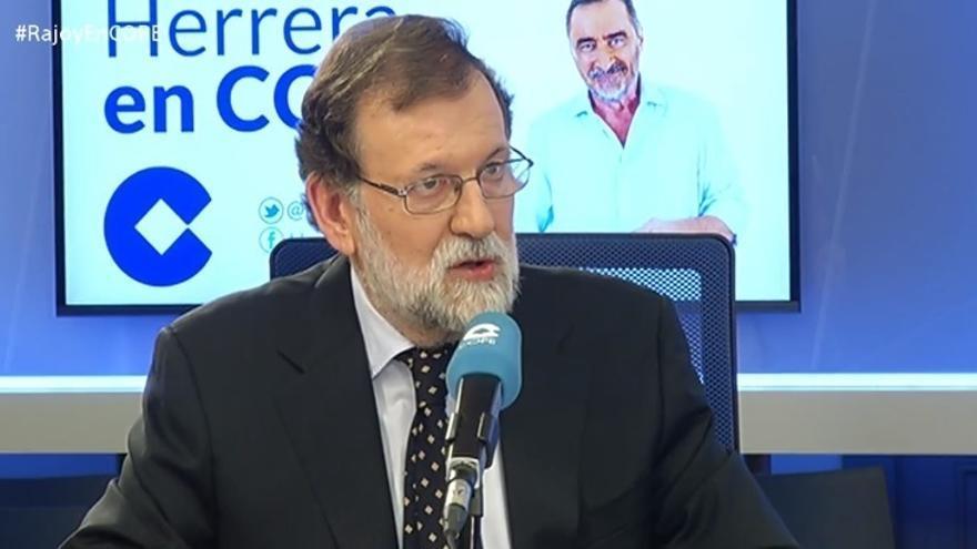"""Rajoy dice que hay 200 radicales identificados de la huelga del 8 de noviembre en Cataluña que """"serán sancionados"""""""