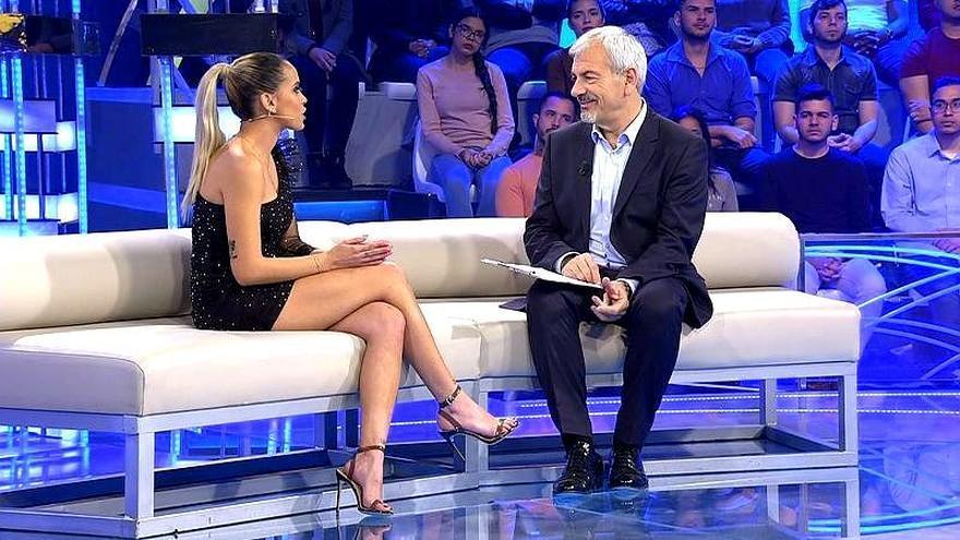 El refrito de 'Volverte a ver' (11.5%) con Gloria Camila destrona al de 'Tu cara me suena' (9.7%)