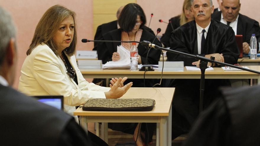 """Exdirectora de la Alhambra dice que el sistema de compensación de tiques """"no estaba permitido"""""""