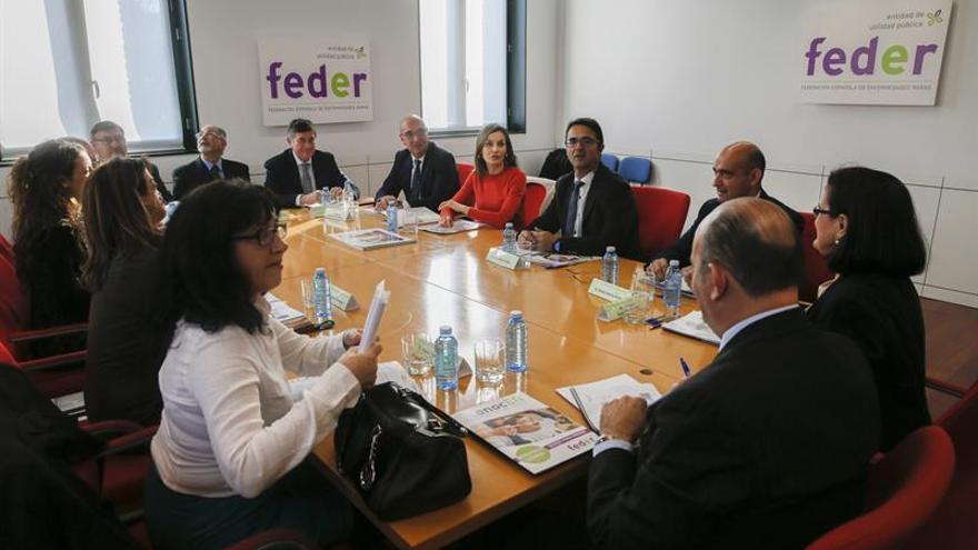 """""""La investigación es nuestra esperanza"""", lema de la nueva campaña de Feder"""