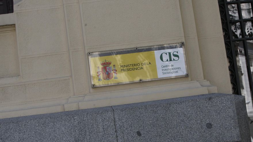 Archivo - Sede del Centro de Investigaciones Sociológicas (CIS)