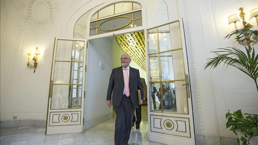 El juez pospone la declaración de Cotino al 2 de diciembre por agenda de letrado