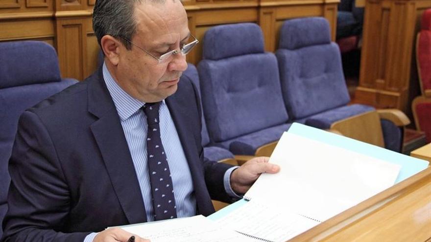 El consejero de Administraciones Públicas, Juan Alfonso Ruiz Molina / EUROPA PRESS