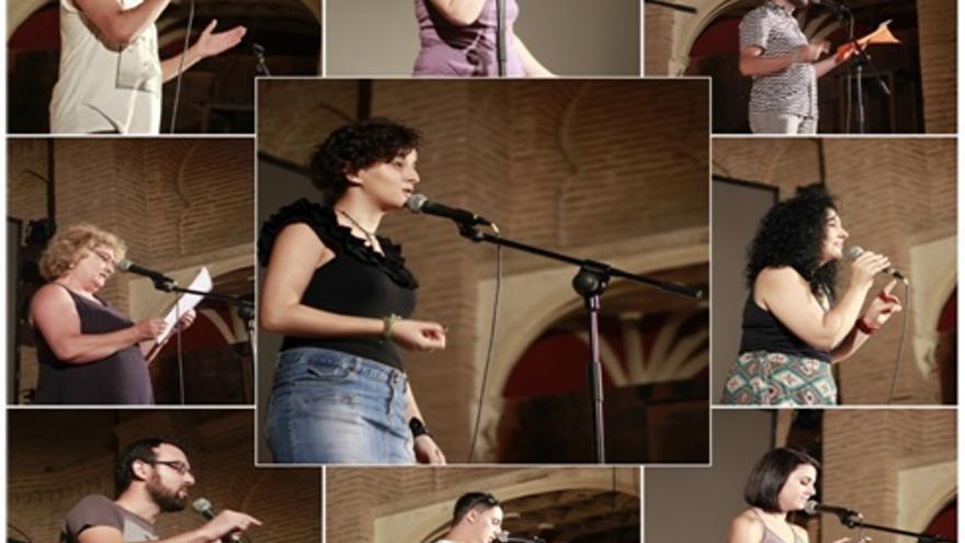 Poetry Slam de Toledo / Itziar Fernández