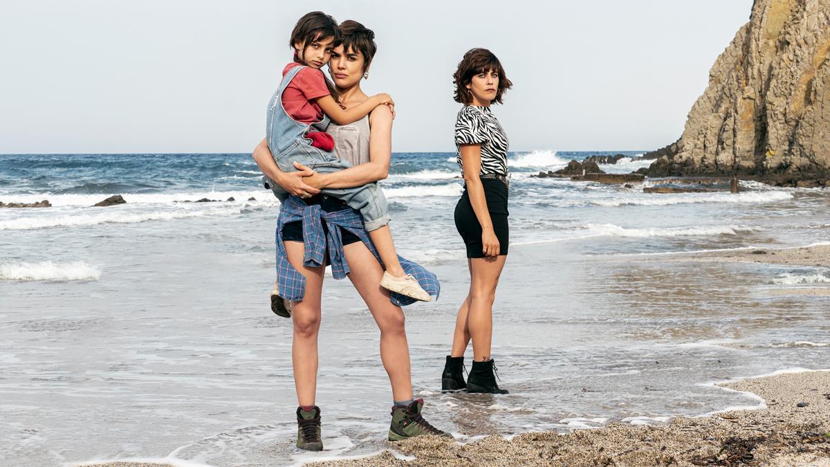 Primera imagen promocional de 'Heridas', la adaptación de 'Madre'
