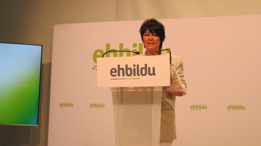 EH Bildu pide la retirada de las cuentas y propone cambios presupuestarios por valor de 234 millones de euros