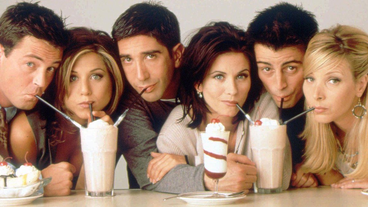"Vuelve ""Friends"" con un especial de dos horas"