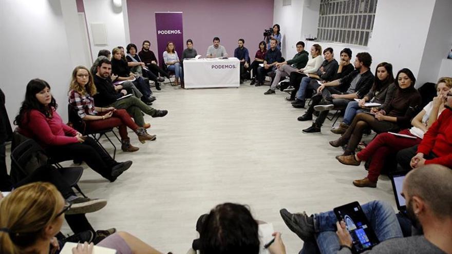 La Portavocía de Podemos en Asamblea de Madrid se renovará con mayoría simple