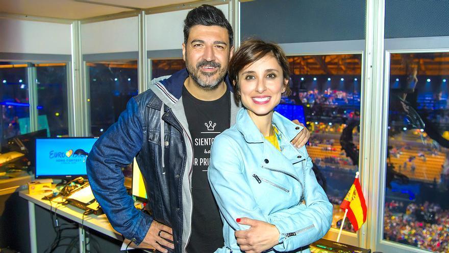 Tony Aguilar y Julia Varela también comentarán el Festival de Eurovisión Junior en TVE