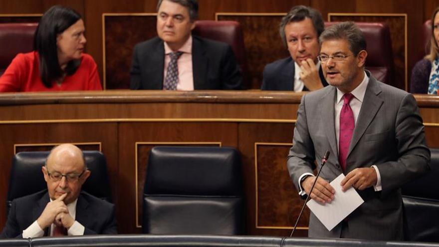Catalá cuestiona el valor de lo dicho por el jefe de UDEF sobre Gürtel
