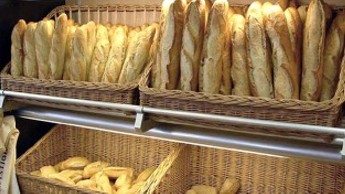 Los insumos del pan, como la harina, sufrieron fuertes aumentos