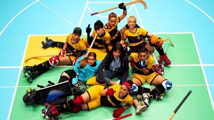 'Las del hockey'