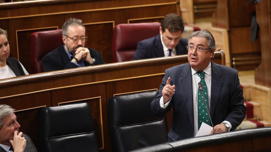 """Interior dice que """"no hay motivo de alarma"""" por la huelga en Cataluña porque el dispositivo policial funciona"""