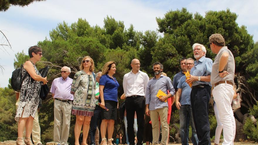 Cataluña y Baleares acuerdan empezar a cooperar, compartiendo gastos, en la exhumación de fosas