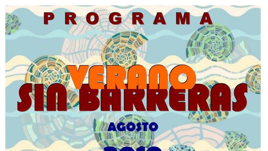 Cartel del programa.