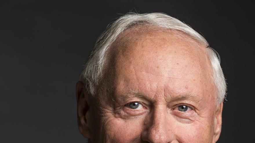 Oskar Lafontaine, expresidente de Die Linke.