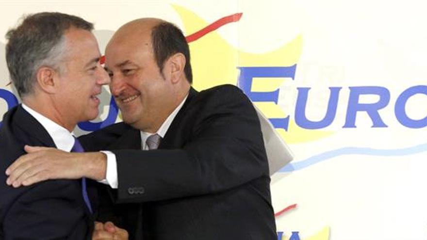 Ortuzar: Critican al PNV para tapar las vergüenzas de los partidos en Madrid