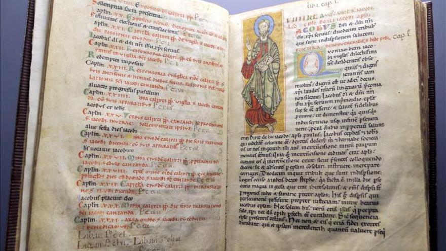 Turismo de Galicia abre mañana en Palermo una exposición en torno al Códice