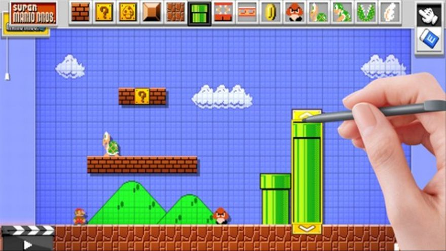Mario Maker_1