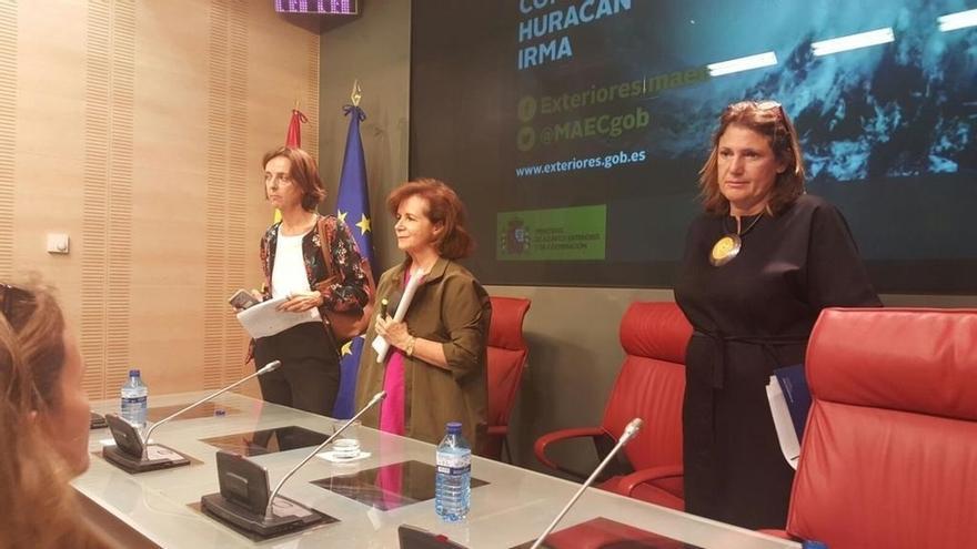 La joven cordobesa afectada por Irma volverá a España en un avión fletado por el Gobierno