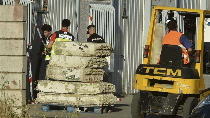 Localizadas dos nuevas naves en Córdoba con diez toneladas de hachís