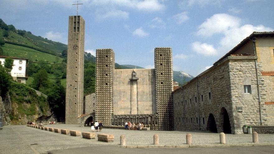 El Santuario de Arantzazu, en Oñati (Gipuzkoa), acogerá el sábado un taller de arquitectura para niños