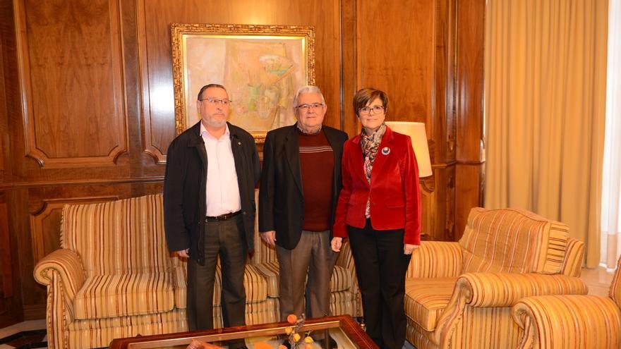 La Asamblea colaborará en la difusión del arte del trovo
