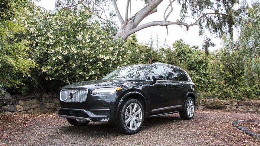 Volvo llamará a revisión 44.000 vehículos por un problema con los airbag