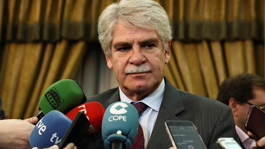 """España cree que el Tratado para la Prohibición de Armas Nucleares """"no es el camino correcto"""""""