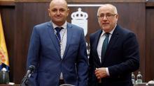Carlos Álamo toma posesión como consejero del PSOE en el Cabildo de Gran Canaria en sustitución de Luis Ibarra