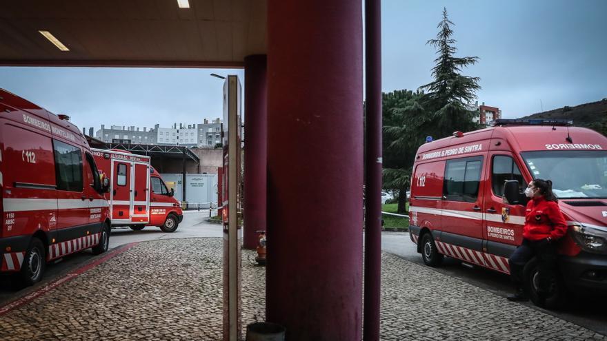 Suben las hospitalizaciones en Portugal, que reduce los contagios diarios