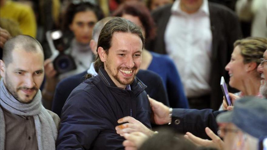 """Iglesias apuesta por """"ganar al PP sin elevar el tono de voz"""""""