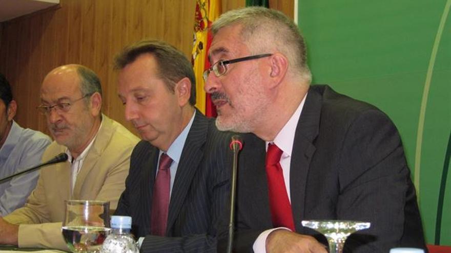 Manuel Recio y Antonio Ávila