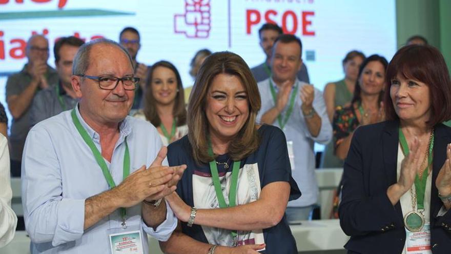 """Díaz mantiene a su """"núcleo duro"""" en una Ejecutiva sin """"sanchistas"""""""
