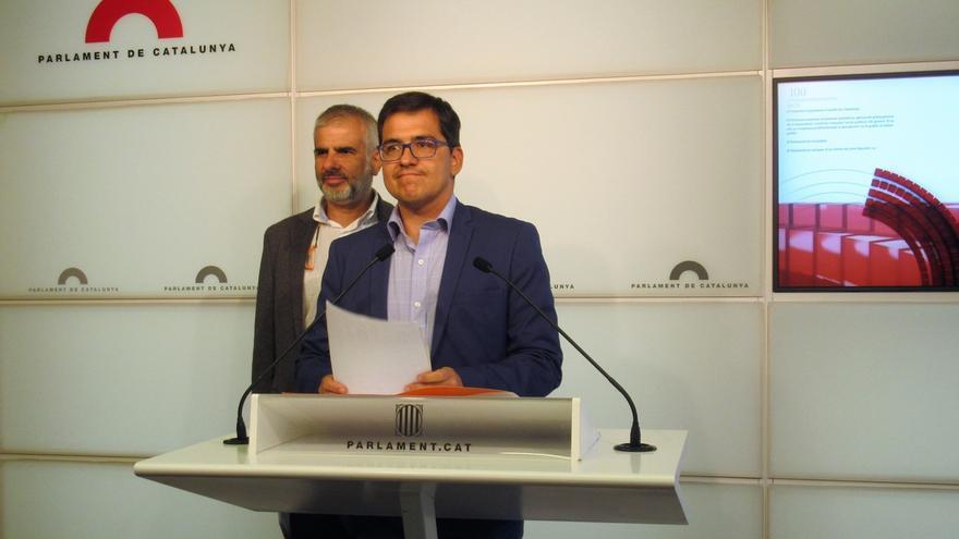 Espejo-Saavedra acompañará a Arrimadas en su lista y Carrizosa se queda en el Parlament